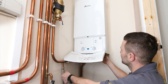 Boiler installation London